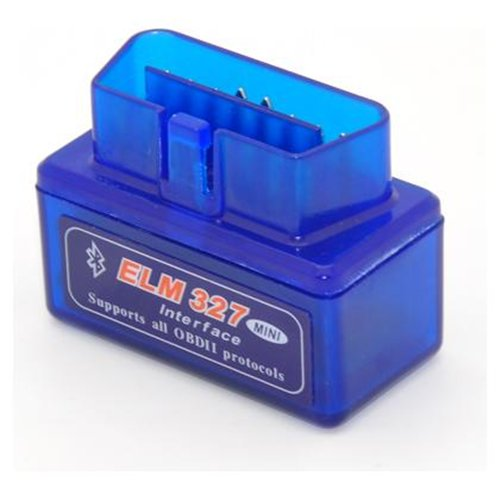ELM327 Bluetooth OBD2 K-LINE CAN диагностика