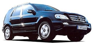 Бортовой компьютер для Mercedes-Benz-ML-350-3.7